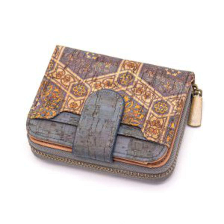 Barvna ženska denarnica