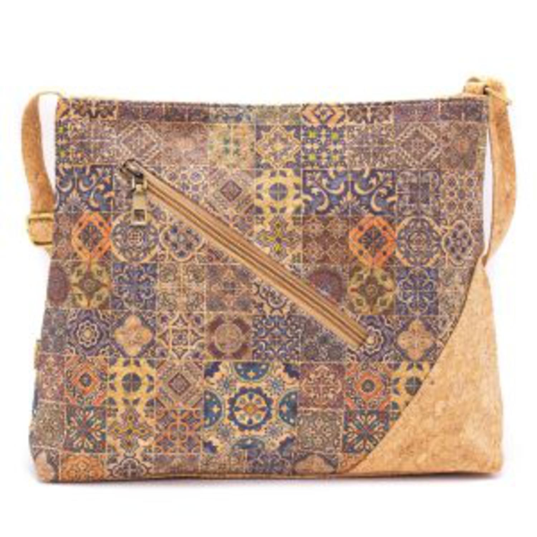Naramna torbica z zadrgo