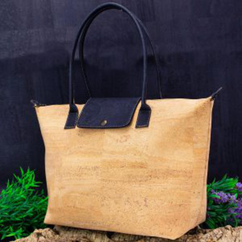 Naravna elegantna ženska torbica