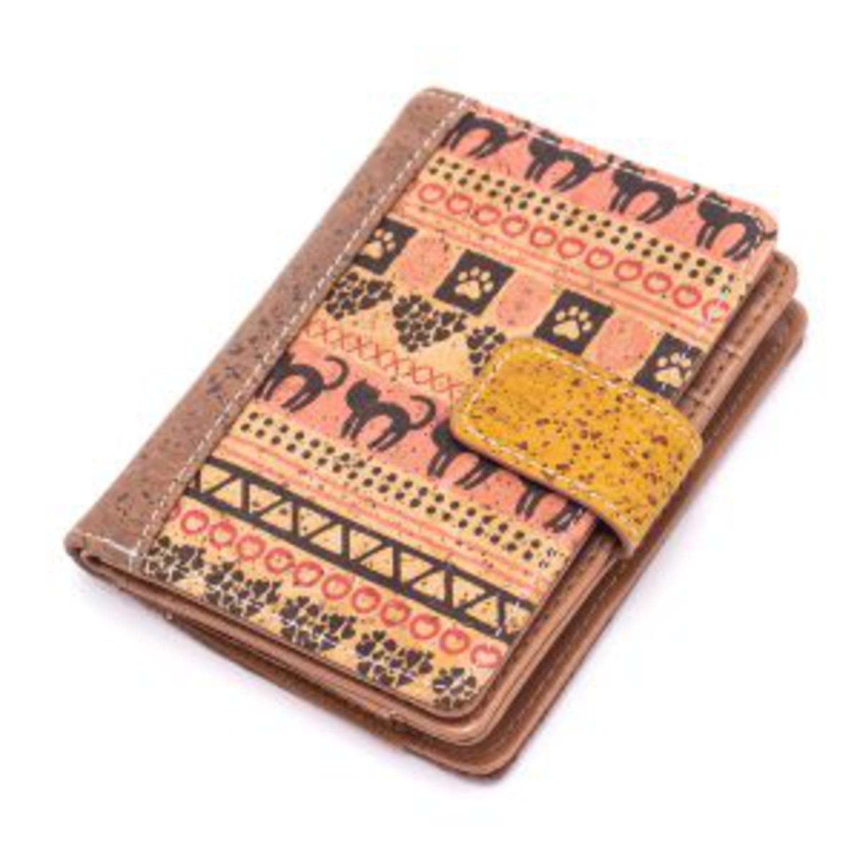 Pisana denarnica iz plute